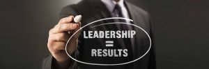 Leadership equals Results
